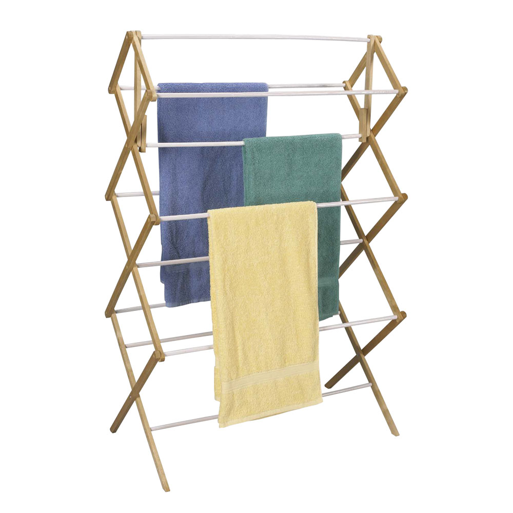 washcloth display rack