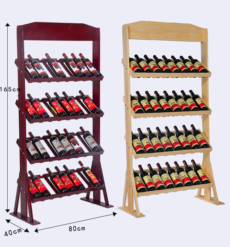 Red wine display MST