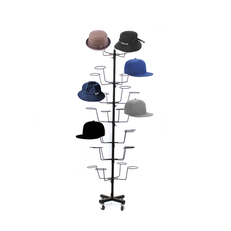 Hat display stand rack MST
